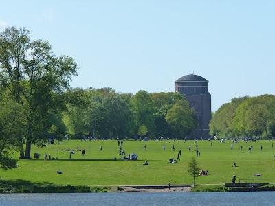 Stadtparkwiese Hamburg