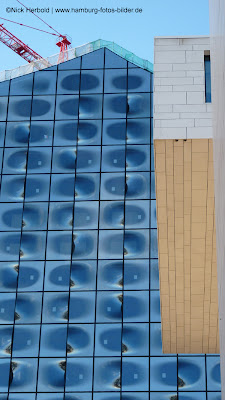 Elbphilharmonie Hamburg Januar 2011 Fenster