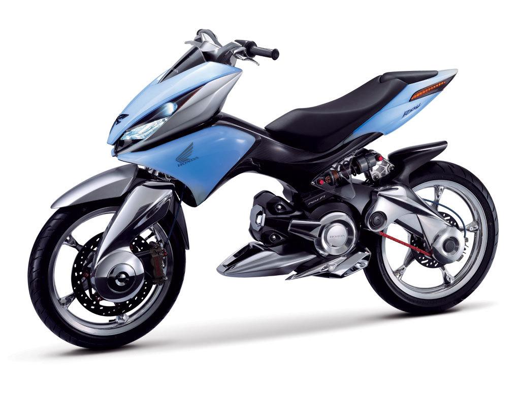 Osolaindabrilha Honda Motorcycle 04
