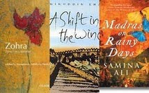 Three Books set in Hyderabad