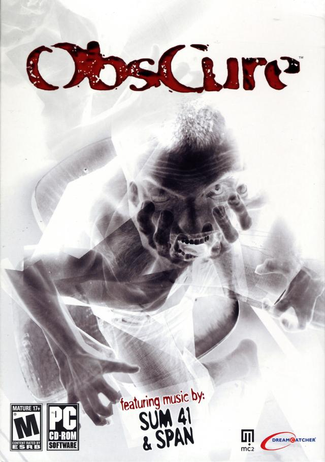 Obscure 1 y 2 [PC] (2007) [Español] [DVD5] [Varios Hosts]