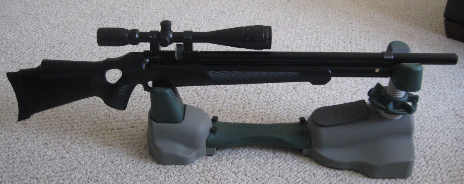 North American Airguns: FX Whisper