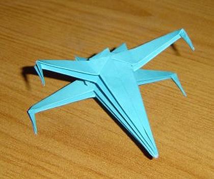 Cosas de Kiko: Star Wars - Origami - photo#5