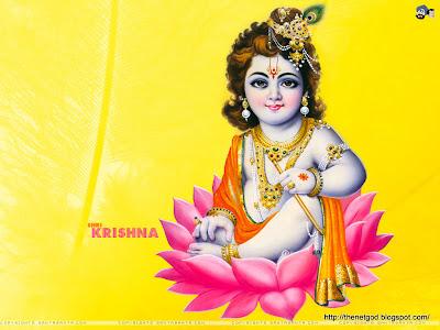 Astha Hd Krishna Wallpapers
