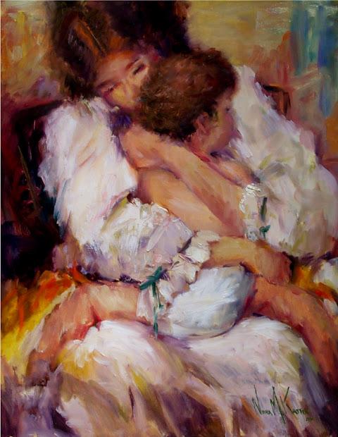 Art & Spirit Artist Nora Kasten November 2010