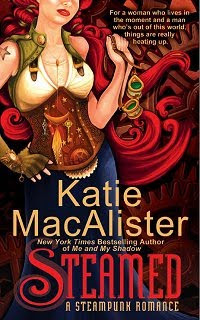 Katie MacAlister Steamed