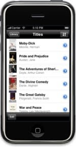 Books on iPhone