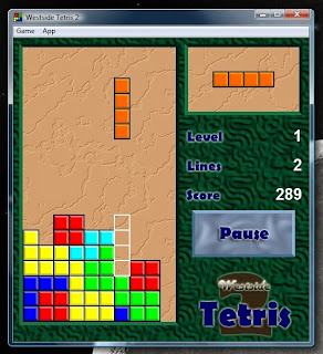 Coder Quest Good Ol Tetris