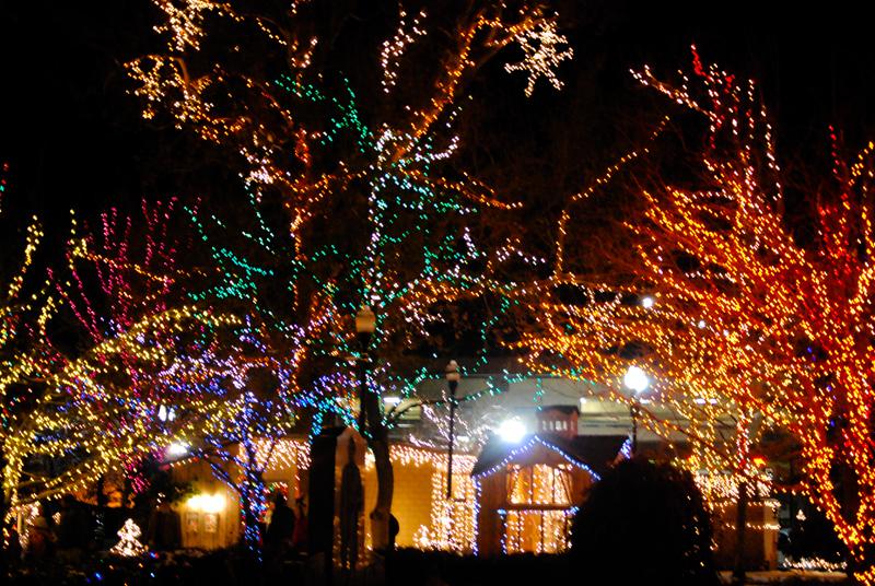 Fun Friday Ogden Christmas Village
