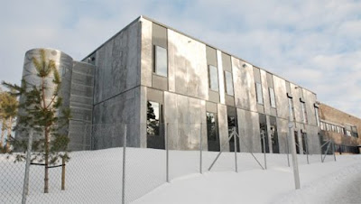 Norway's Luxury prison