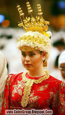 Doughter of Sultan Brunei (The Princess of Brunei)