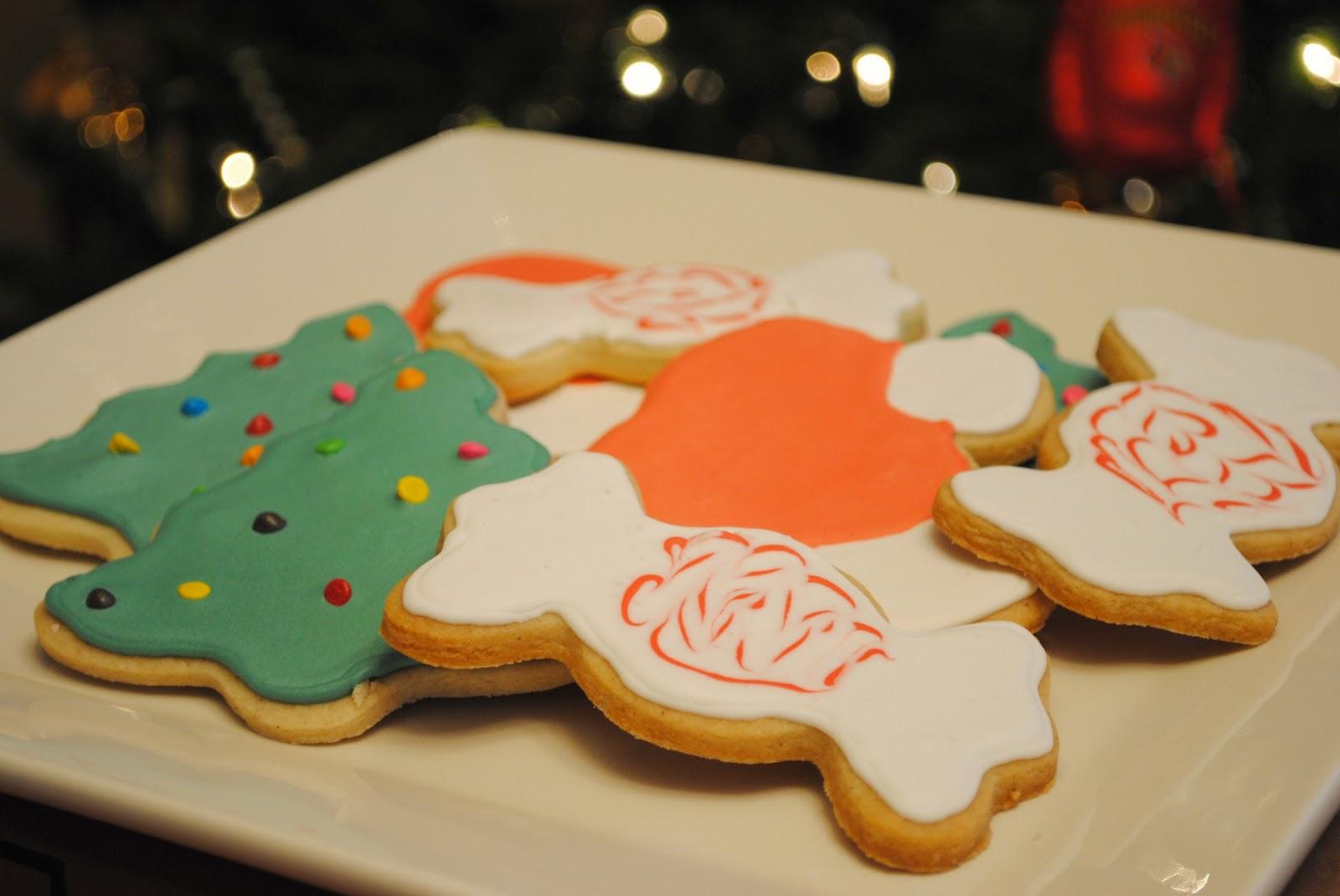Homemade By Holman Spiced Brown Sugar Christmas Cookies