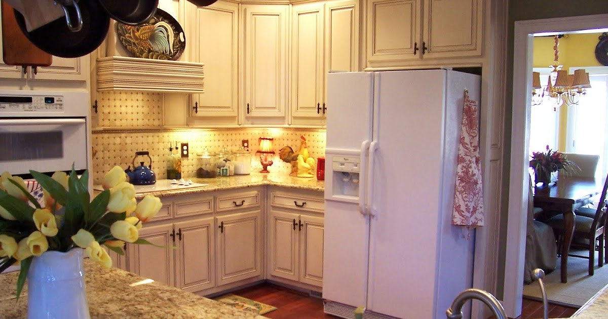 Wood Kitchen Counters Cheap Islands For Sale Savvy Southern Style : My French Country Inspired