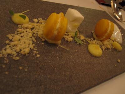 Saint Pierre, dessert