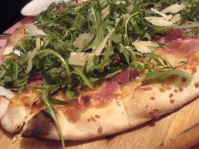 Ristorante da Valentino, pizza