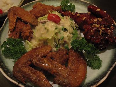 Kko Kko Nara, fried chicken