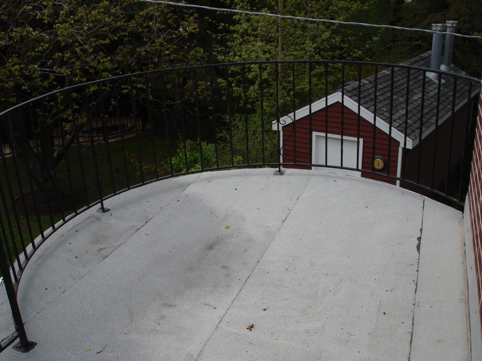 Utah Decks Album Leaking Flat Roof Turns Into 900 Sq