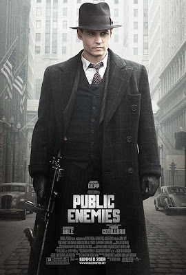 Public Enemies poster [click to enlarge]