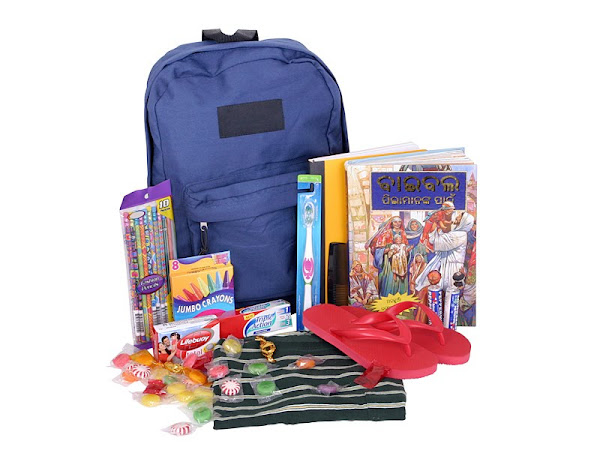 Christmas Care Pack for Needy Children