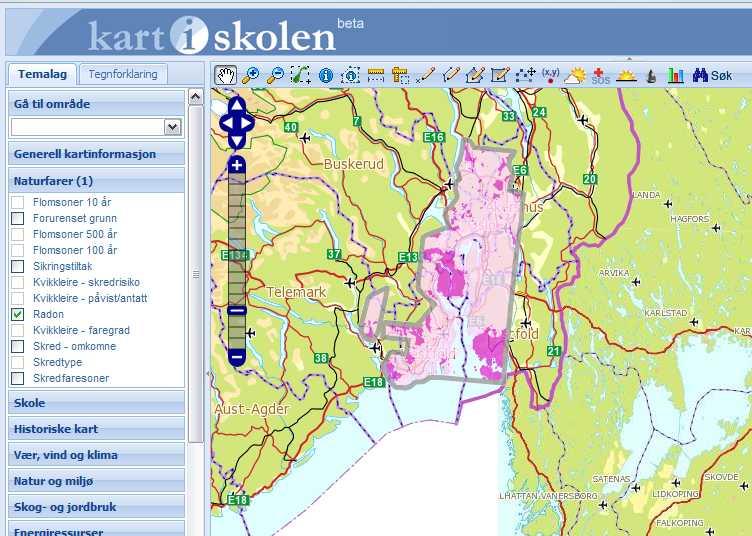 kart i skolen Gløtt: Kart i skolen   ny nettside