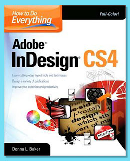 Buku teknik Adobe inDesign CS4