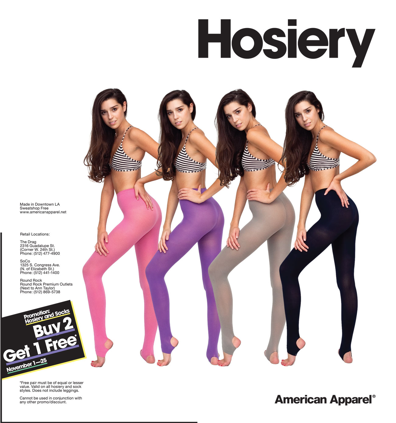 American Pantyhose Brands 12