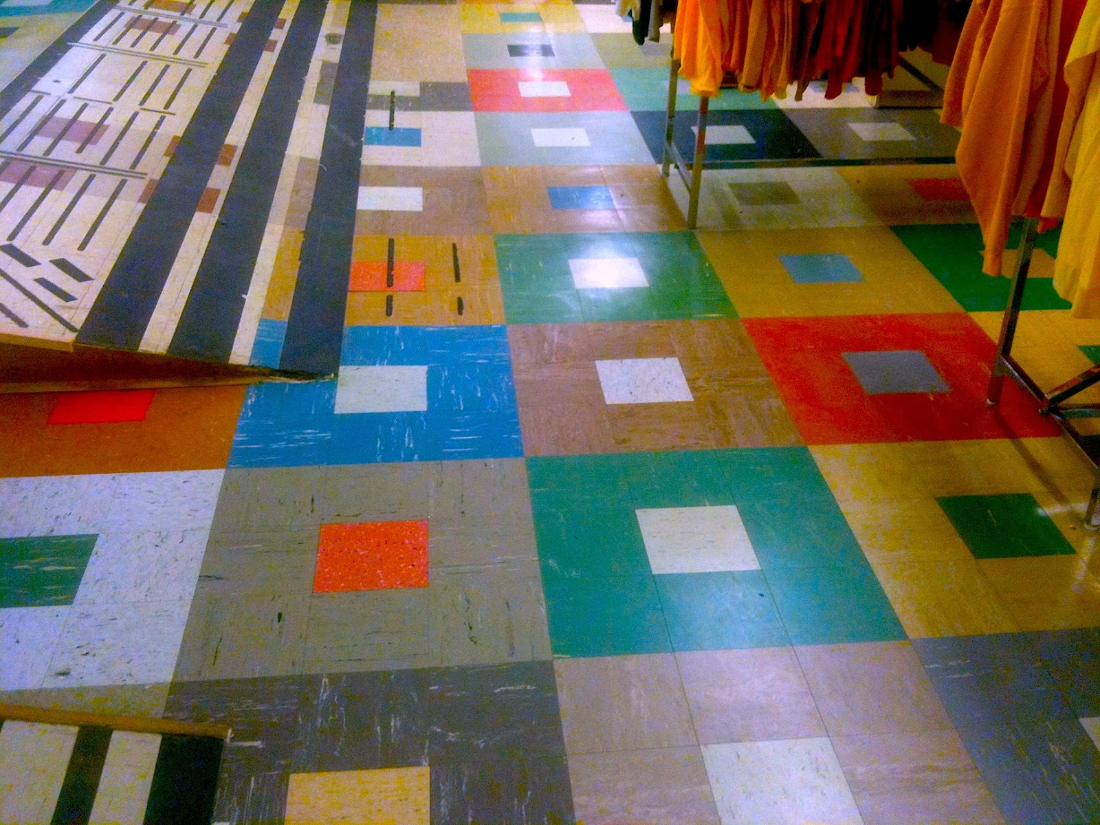 Art Skool Damage Christian Montone Aisles Of Tiles