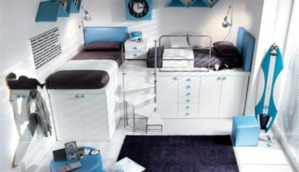 Uzumaki Interior Design: Funtastic Cool Bunk Beds and Lofts for ...