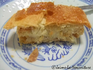Ritz - Durian Strudel