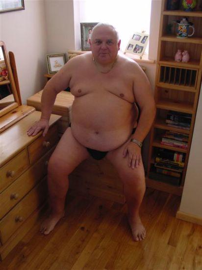 Chubby gay grandpa porn-6730
