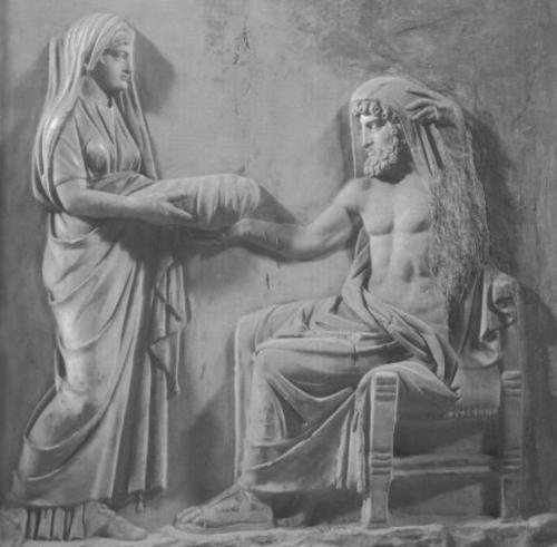 """Brief"""" Observances: Gods In Art: Saturn/Cronus"""