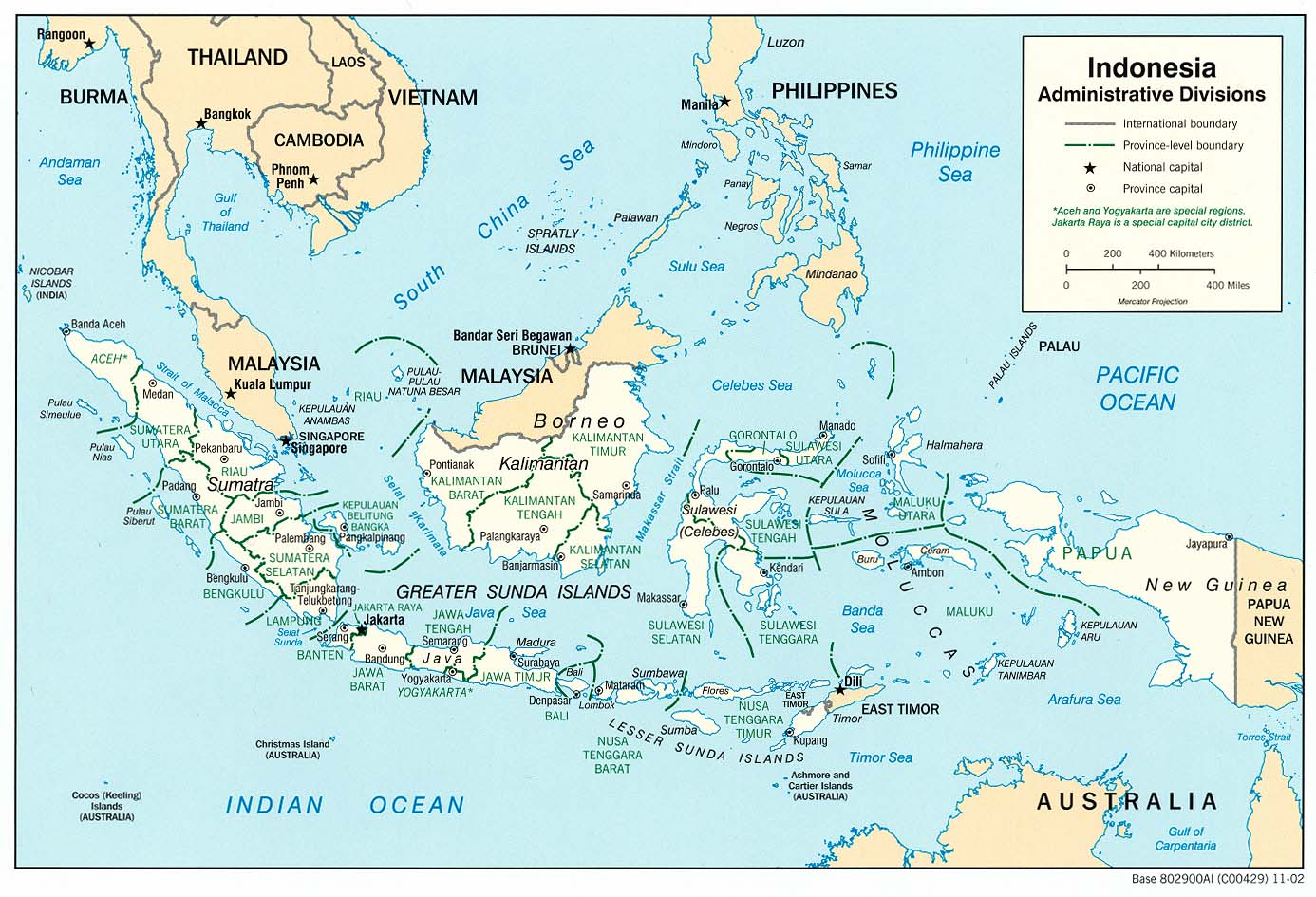 The Indonesian Occupation of Darwin