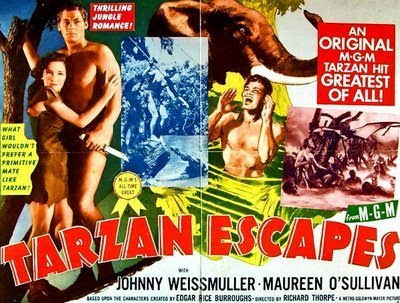 Fleapit of the Mind: TARZAN ESCAPES (1936)