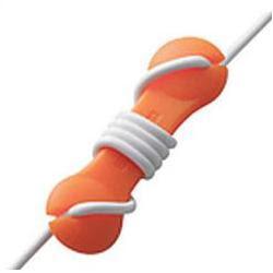 Sundries colors earphones cord keeper