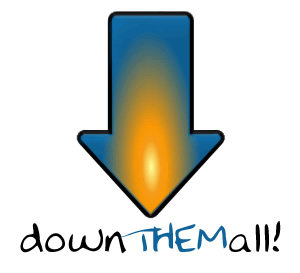 DownThemAll - Best Firefox Extension to Download All
