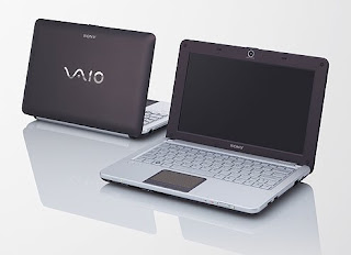 Sony Vaio VPCW115X white