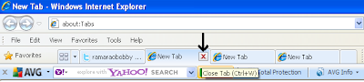 Tabbed Browsing - the easiest way to switch between websites 2