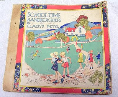 Gladys Peto Handkerchief Books