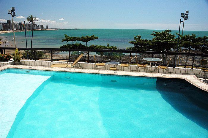 O VIAJANTE ESPECIAL Hotel Othon Palace  Fortaleza  CE