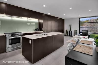 Muebles de cocina diseño contemporáneo