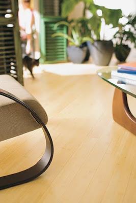 Modelo piso bambu