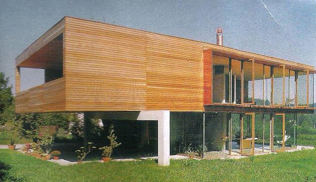 Arquitectura de casas casas europeas de madera maciza - Casas de madera maciza ...