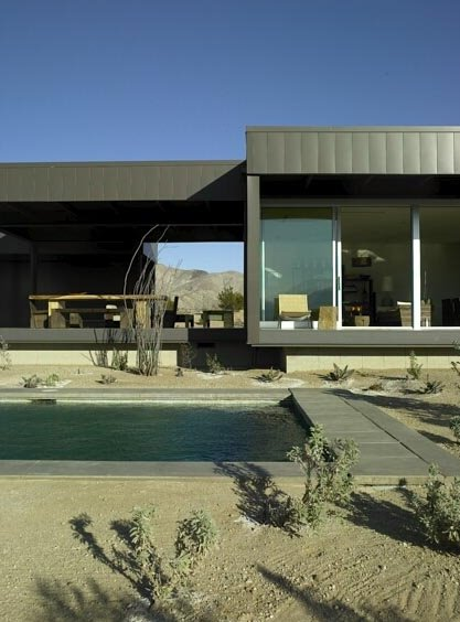 Desert House casa contemporánea en Palm Springs