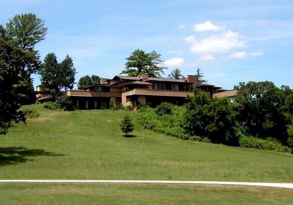 Taliesin House - Casa Taliesin en Spring Green