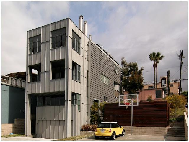 Casa moderna de 1983
