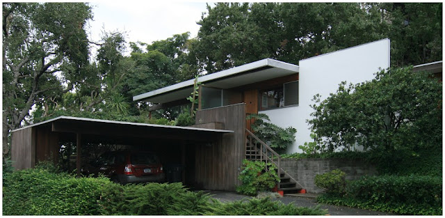 Casa moderna de 1955