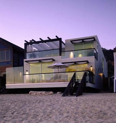 Casa de playa spa