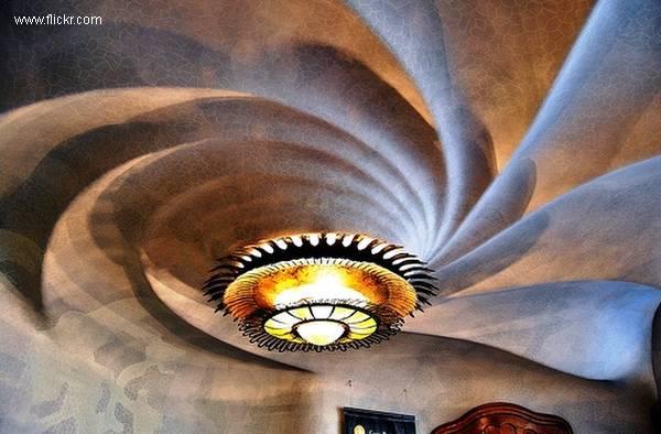 Casa Batllo luminaria