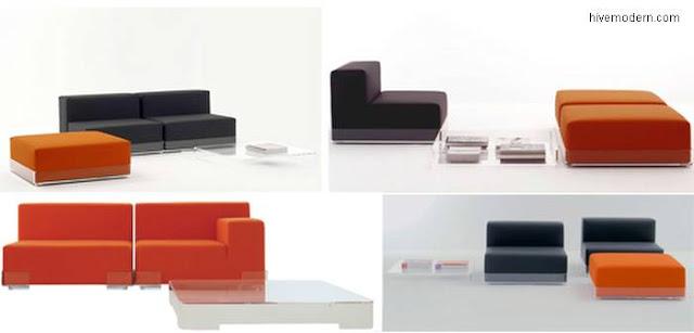 Sets sofas diseño