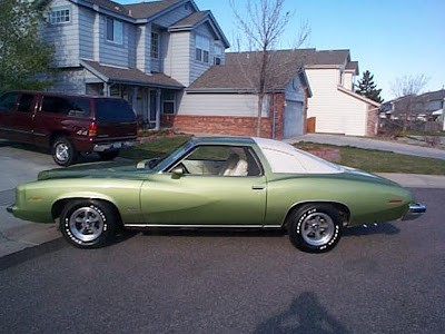 Pontiac Lemans Sport Coupe: 1974 LeMans